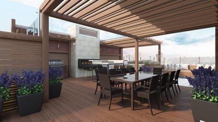 До 31 мая — Первый конкурс дизайн-проектов Green Roof Challenge 2018