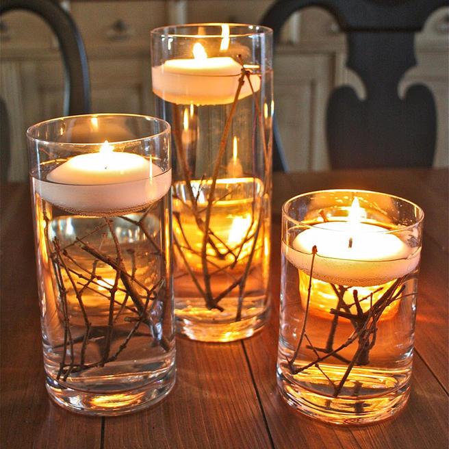 Новогодние свечи с цветами, мхами и золотом научат делать в «Аптекарском огороде» 16 и 17 декабря