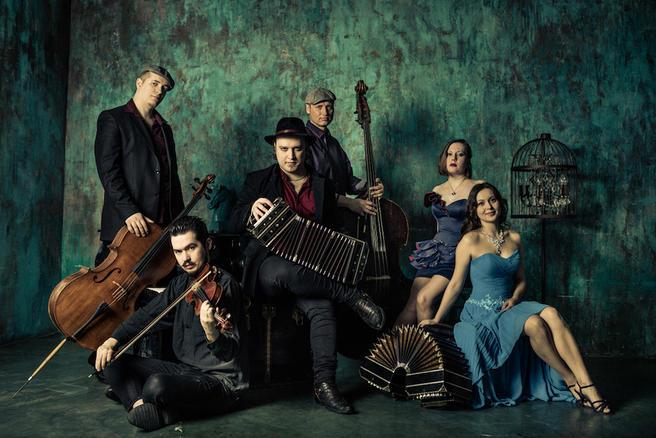 Танго завершит летний сезон концертов в «Аптекарском огороде» 28 августа