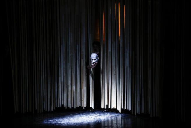 17 декабря — спектакль «Шекспир. Ночь» в Театре С.А.Д. в «Аптекарском огороде»