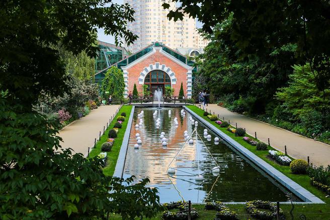 «Аптекарский огород» стал вторым по популярности парком в Москве