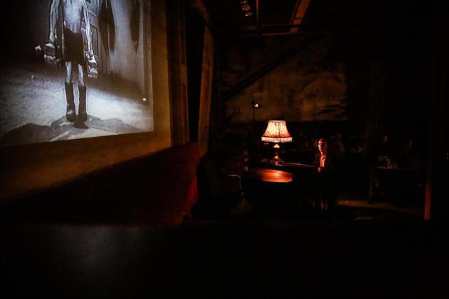 16 сентября — «Вечер немого кино» в рамках открытия первого в России Центра импровизационной музыки в «Аптекарском огороде»