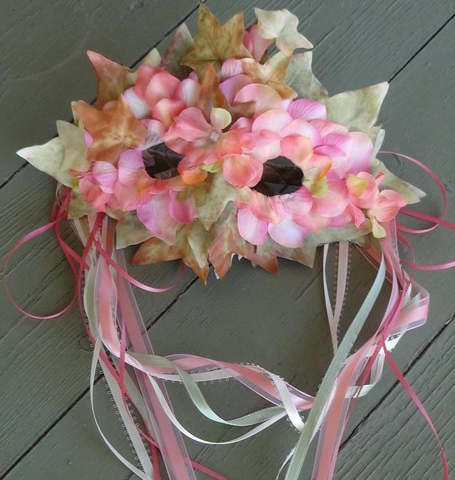 Маски из роз, гортензий и хризантем научат делать 9 и 10 декабря в «Аптекарском огороде»