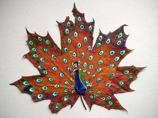11 и 12 ноября — мастер-классы «Экзотический декор осенних листьев» и «Пион в косметике и парфюмерии»