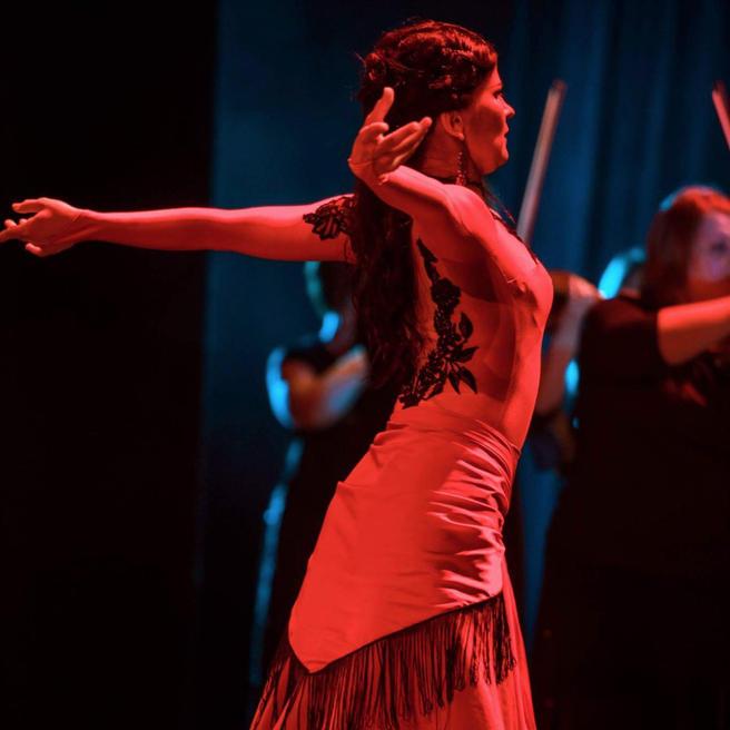 Фестиваль «Вивальди и фламенко» в «Аптекарском огороде»