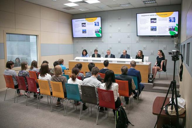 «Аптекарский огород» вошёл в «Ассоциацию парков и общественных пространств»