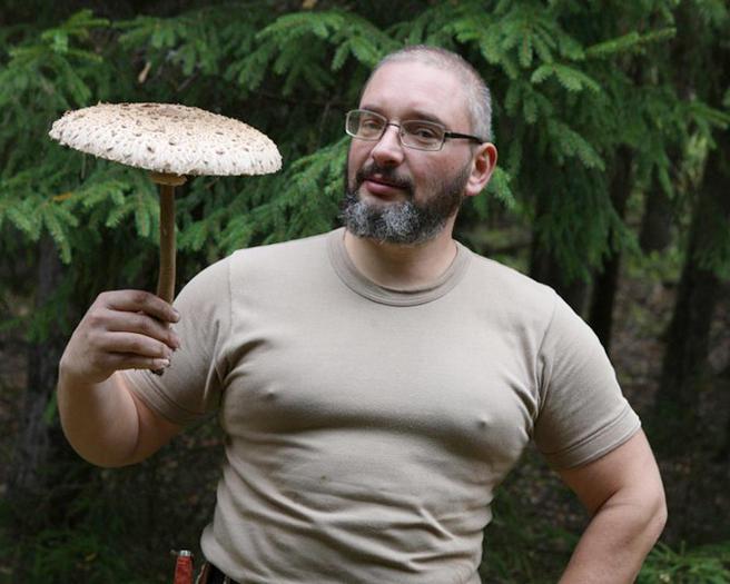 17 марта в «Аптекарском огороде» расскажут о ядовитых и галлюциногенных грибах