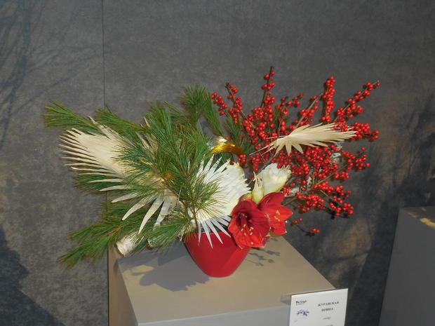 30 и 31 января — мастер-классы по икебане и оригами в «Аптекарском огороде»
